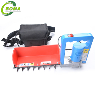 Portable Mini Tea Leaf Harvester for Tea Plantation
