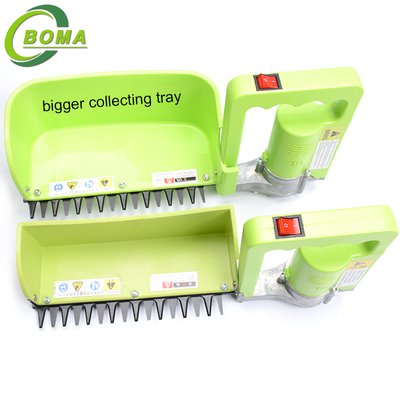 Hot Ordering Mini Tea Harvesting Machine with Lead Acid Battery for Tea Leaf Garden