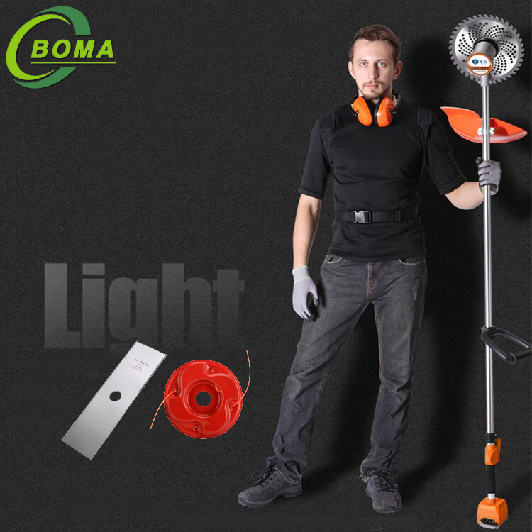 Hot Sale Battery Power Easy To Operate Grass Edge Trimmer