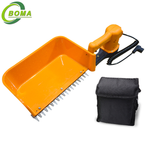 1.7kg BOMA electric tea tree harvester for tea plantation