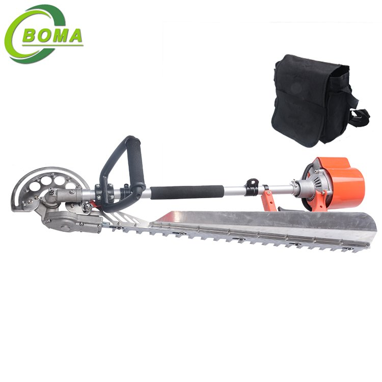 Superior Quality Rotary Tea Pruning Hedge Trimmer with Lithium Cell Backpack
