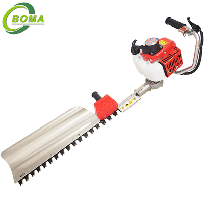 Adjustable Garden Gas Tea Pruning Machine with Single Blade for Tea Leaf Pruning