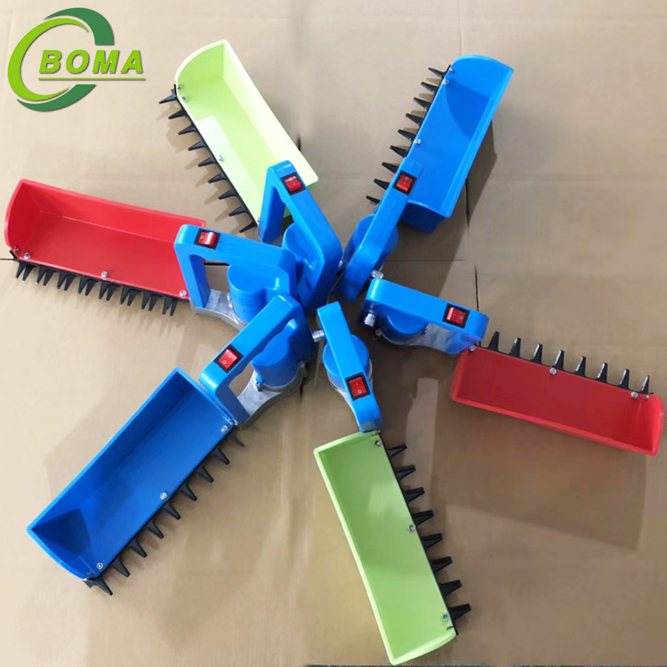 Tea Picking Machine for Tea Estate From BOMA Company