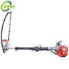 Professional 2 Stroke Cordless Gas Powered Hedge Shears for Conical Plant