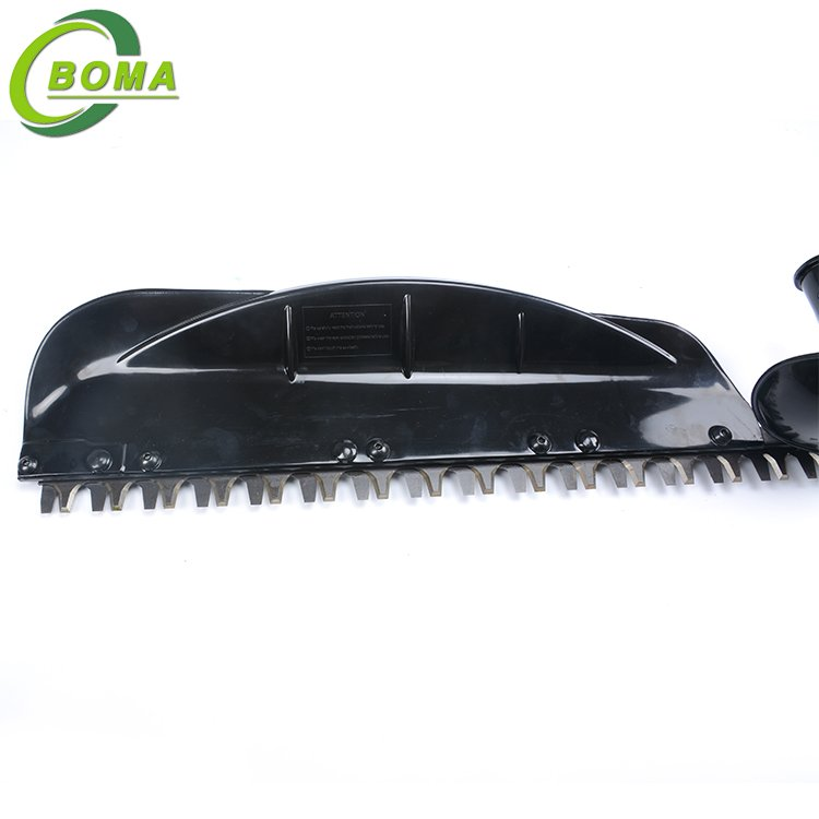 Leading Quality Single Blade Tea Pruning Machine with Electric Motor for Extensive Municipal Project
