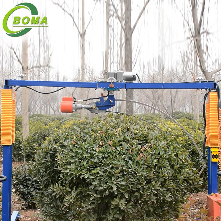 BOMA Garden Tools for Trimming Round Plants with High Efficiency