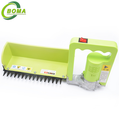 Rechargeable Electric One Hand Mini Tea Harvester for Tea Plantation