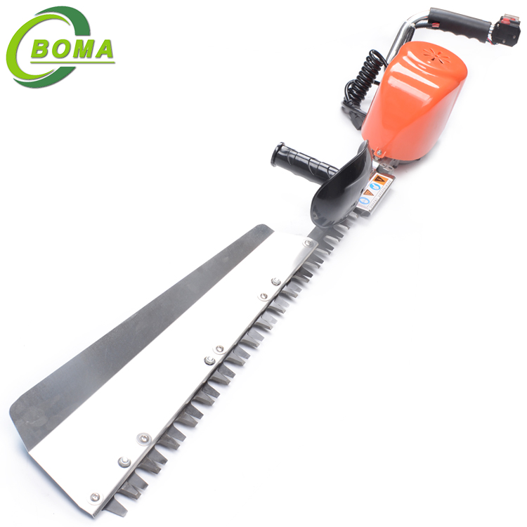 East Garden Tools 36V Battery Powered Single Blade Hedge Trimmer for Tea Leaf Cutting