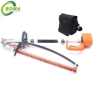 New Product Extendable Hedge Trimmer with Battery for Pruning and Shearing Shrubs