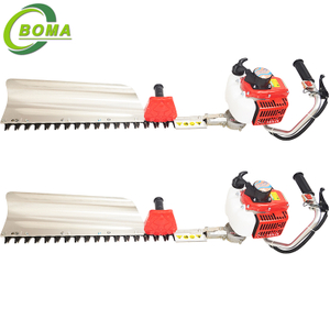 Manufacturer Supply Hand Held Gas Tree Trimming Machine Tea Leaf Cutting Machine for Pruning Tea Bushes