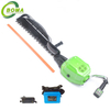 Newest Electric Hedge Trimmers with Single Blade and Li-ion Battery for Pruning Small Trees