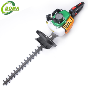 Hot Ordering Hand Held Cordless Tree Trimming Machine and Green Leaf Plucking Machine for Trimming Hedges or Solitary Shrubs
