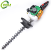 BOMA Gasoline 22.5 CC Double Blades One Man Tea Hedge Trimmer for Tea Factory and Tea Garden