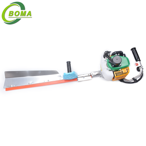 BOMA Tools Petrol 750mm Single Blade Tea Plucker Machine for Garden Use