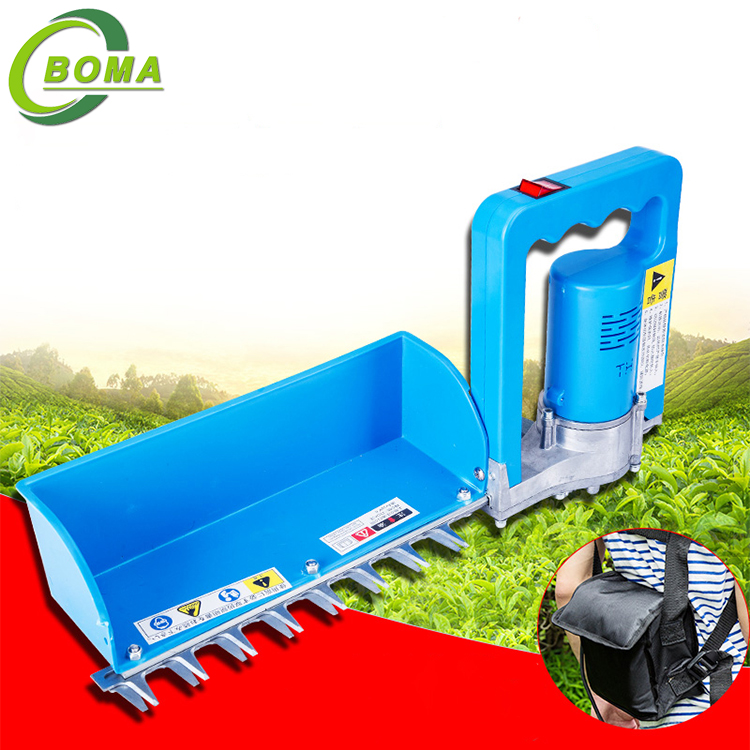 New Invention Easy To Operate Tea Leaf Harvesting Machine