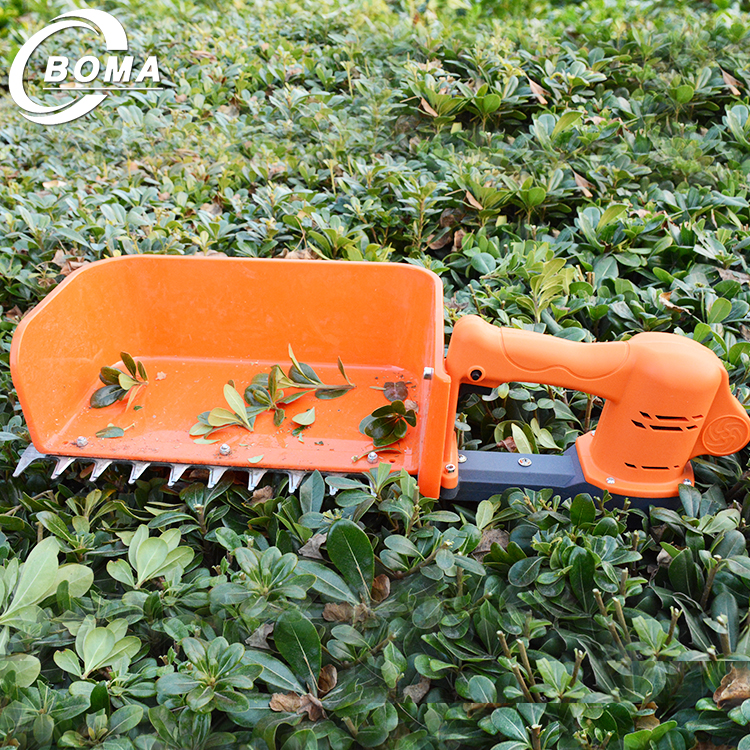New Invention Mini Waterproof Tea Harvester for Pruning Bushes