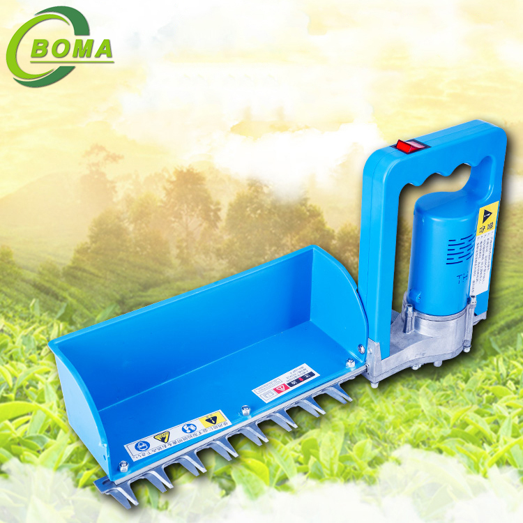 BOMA Portable Harvester for Lavender