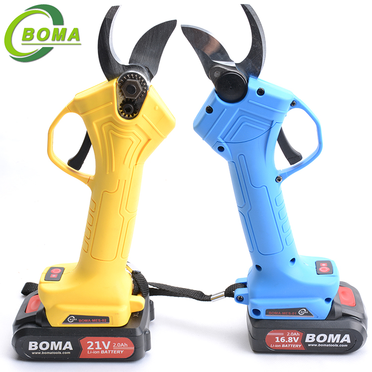 BOMA 21V Electric Mini Lazy Pruning Shears for Gardens