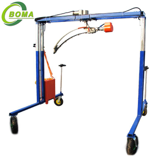High-class Lithium Battery Powered Spherical Pruners Machines for Trimming Perennials Plants