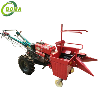 Manufacturer Supply Tractor Driving Diesel Fuel Corn Reaper