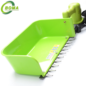 Chinese 2019 Hotest Tea Plucking Shear with Big Container