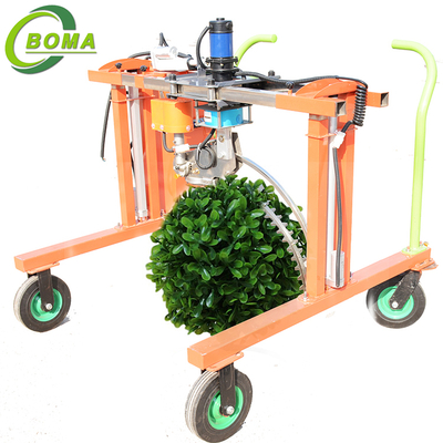 New Invention Automatic Trimming Machine for Mushroom Shaped Plants