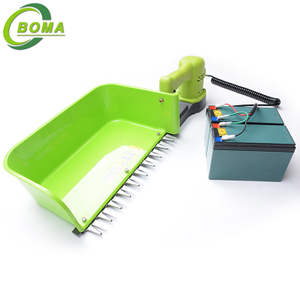 High Quality Brushless Mini Tea Plucking Machine