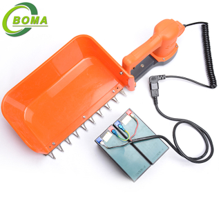 Hot Sale Farm Use Battery Tea Plucker with Battery Backpack